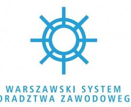 Logo Warszawskiego Systemu Doradztwa Zawodowego